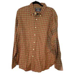American Living Men's Collared Button Down Shirt